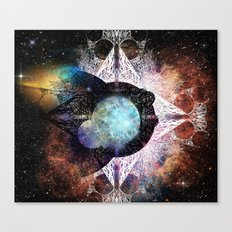 It's Complicated V. 3: In Space Canvas Print