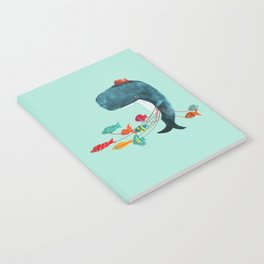 My Pet Fish Notebook
