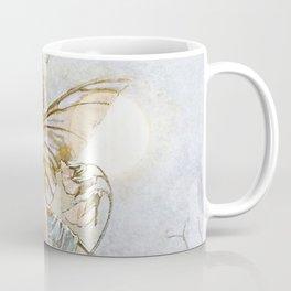 """""""Fairies Mid Sweet Peas"""" by Margaret Tarrant Coffee Mug"""