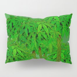 Synthetic forest ... Pillow Sham