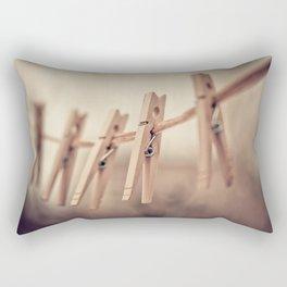 family of five Rectangular Pillow
