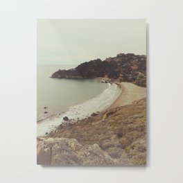 Muir Beach Metal Print