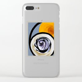 Pearl Six Clear iPhone Case