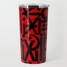 egypt script Travel Mug