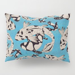 Speckled Koi Pillow Sham