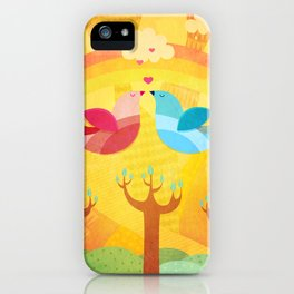 L'Amour... iPhone Case