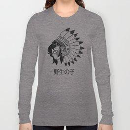 XX NB - Wild Child XX Long Sleeve T-shirt