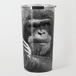 You talkin' 2 me? Travel Mug