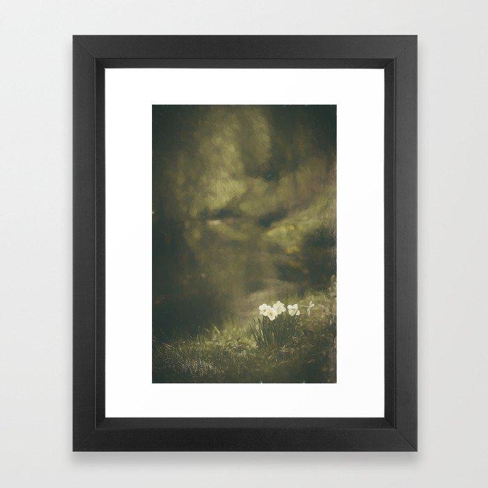 Summers tale Framed Art Print