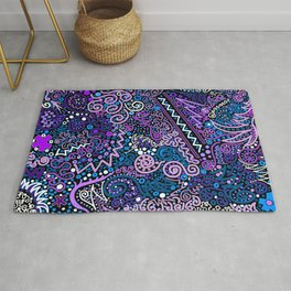 Trip the Light Electric Rug