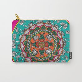 Fish in the lotus pond Carry-All Pouch