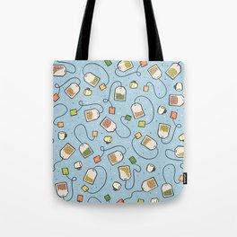 Tea Love Tote Bag