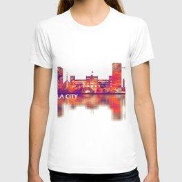 Guatemala City Guatemala Skyline T-shirt