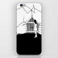 Sorry I'm Closed iPhone Skin