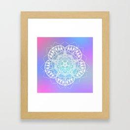 Mandala No. 2 Framed Art Print