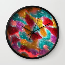 Teeming Wall Clock