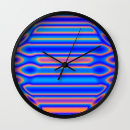Vividly Wall Clock