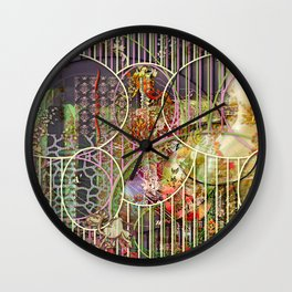 The Relative Frequency of the Causes of Breakage of Plate Glass Windows (1) Wall Clock