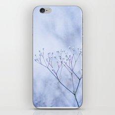purple fever iPhone & iPod Skin