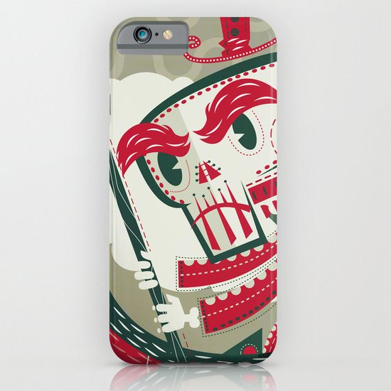 Calaverita iPhone & iPod Case