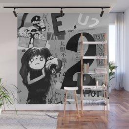 2. Wall Mural