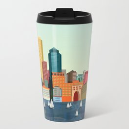 City Boston Travel Mug