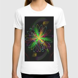 Abstract in Perfection - Magic of the rings T-shirt