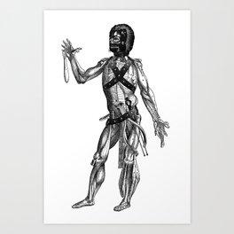 CENOBITE II (A) Art Print
