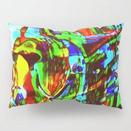 Fluid Painting 2 Pillow Sham