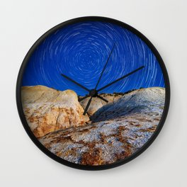 Up To the Milky Way Wall Clock