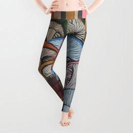 Colorful Mush Leggings