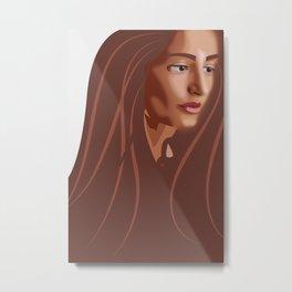 Isabella Metal Print