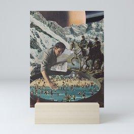 New World Mini Art Print