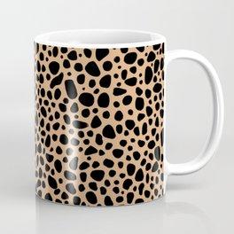 Wild leopard - animal pattern  Coffee Mug