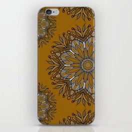 Mandala Spirit Douceur-Softness iPhone Skin