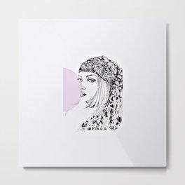 Muse,donna Metal Print