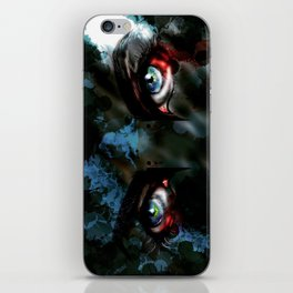 The Prayer iPhone Skin