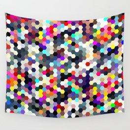 Honeycomb No. 1 Wall Tapestry