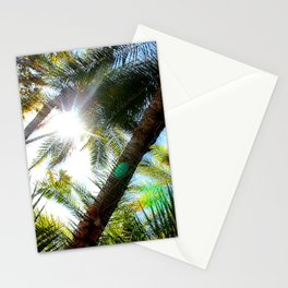 Livin' the Palm Life Stationery Cards