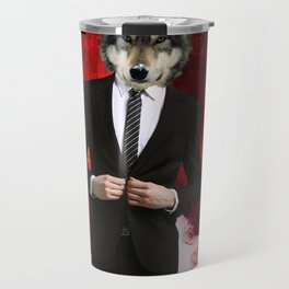 WOLF of WALLSTREET Travel Mug