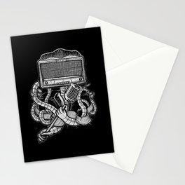 Rocker robot Stationery Cards