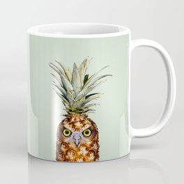 PINEAPPLE OWL Coffee Mug