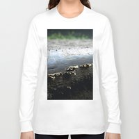 mushrooms Long Sleeve T-shirts featuring mushrooms by nast
