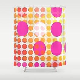 Variant 2 Shower Curtain