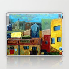 Barcelona Rooftops Laptop & iPad Skin