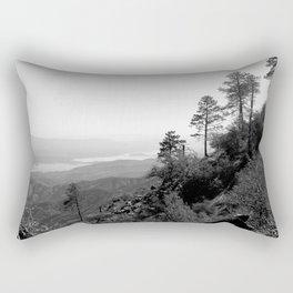 Roosevelt Lake Rectangular Pillow