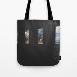 Through the Window Tote Bag