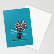 Come Along, Carl Stationery Cards