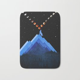 Moon Changer Bath Mat