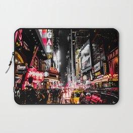 New York City Night II Laptop Sleeve